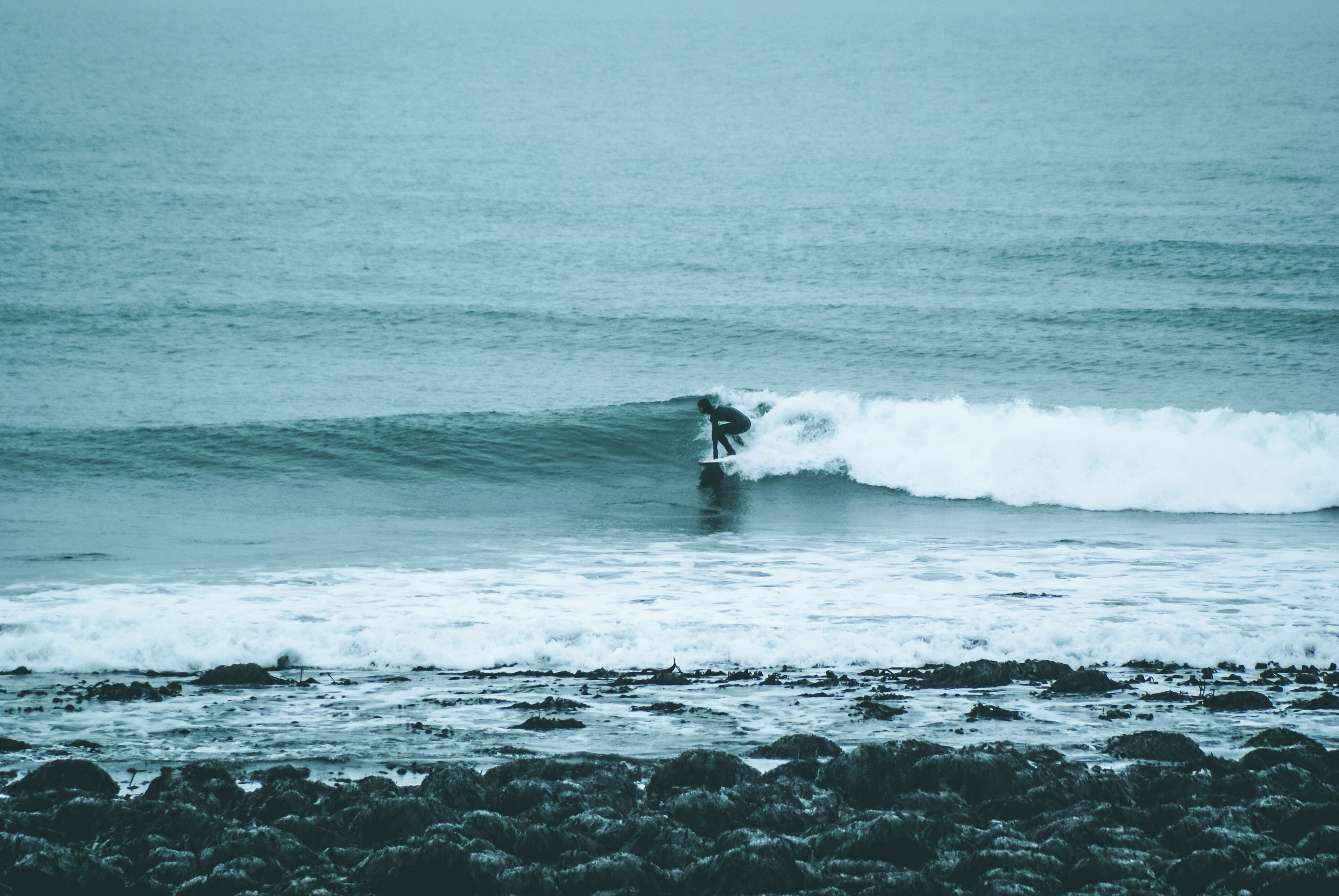 Surfing Wellenreiten Island