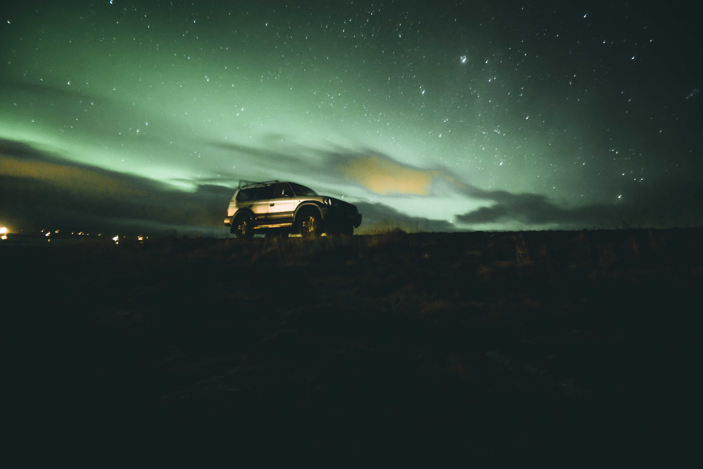 Philipp Behncke Reisen Snaefellsnes Island Nordlicht Polarlicht