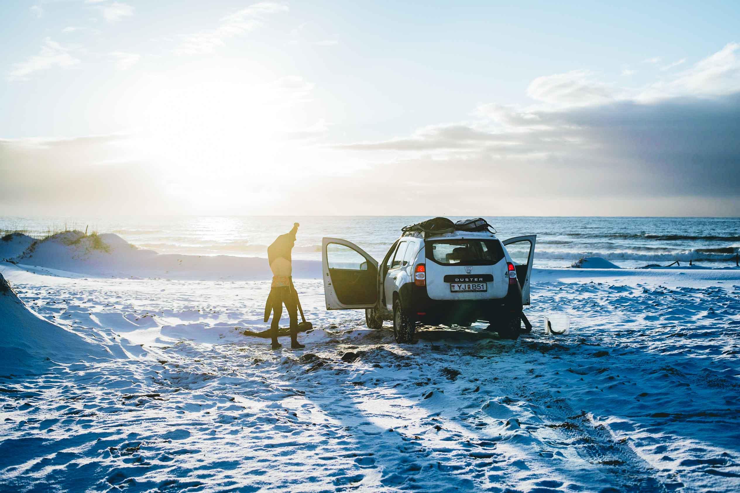 Island Surftrip Reisen Urlaub Wellenreiten1