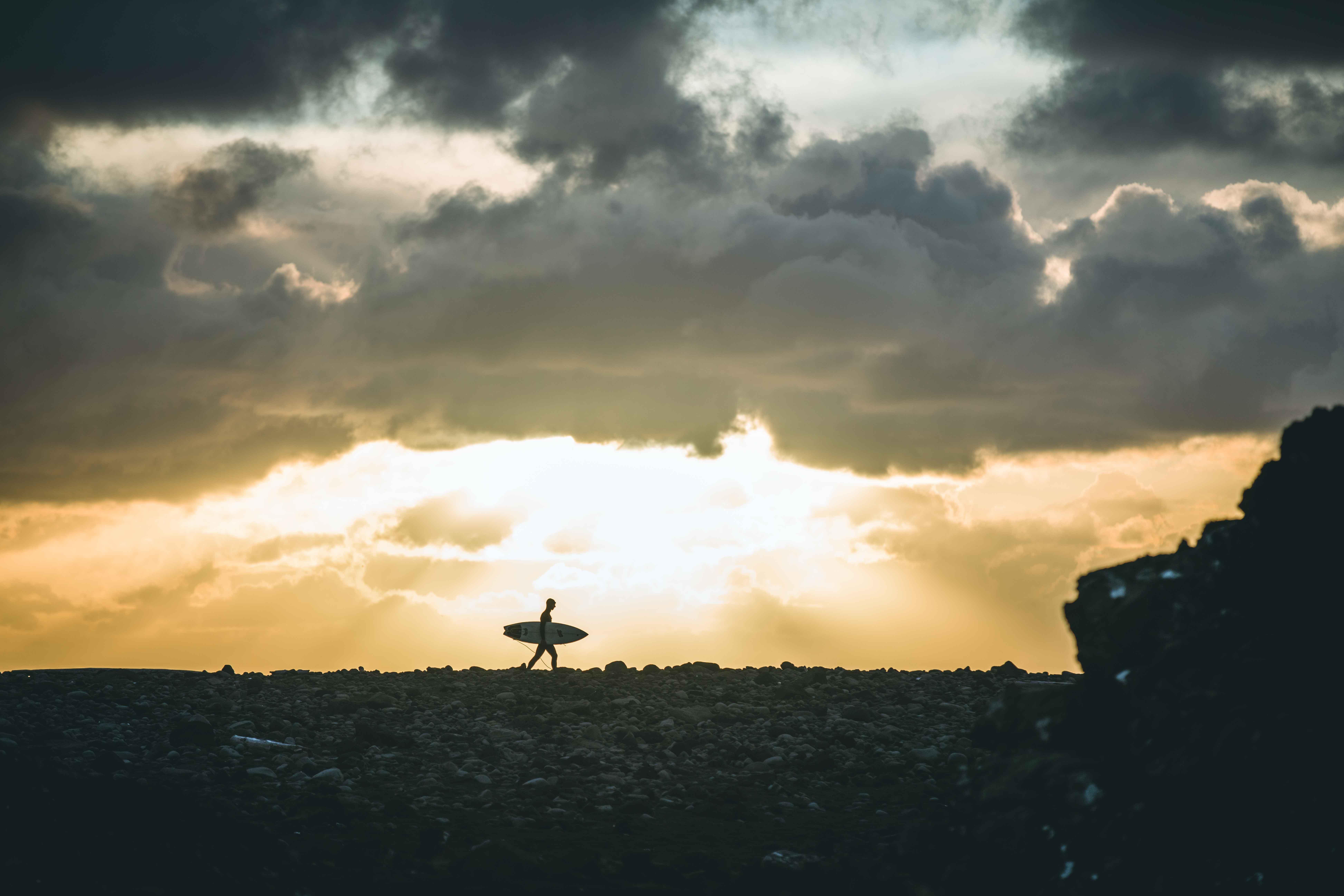 Island Surftrip Reisen Urlaub Wellenreiten13