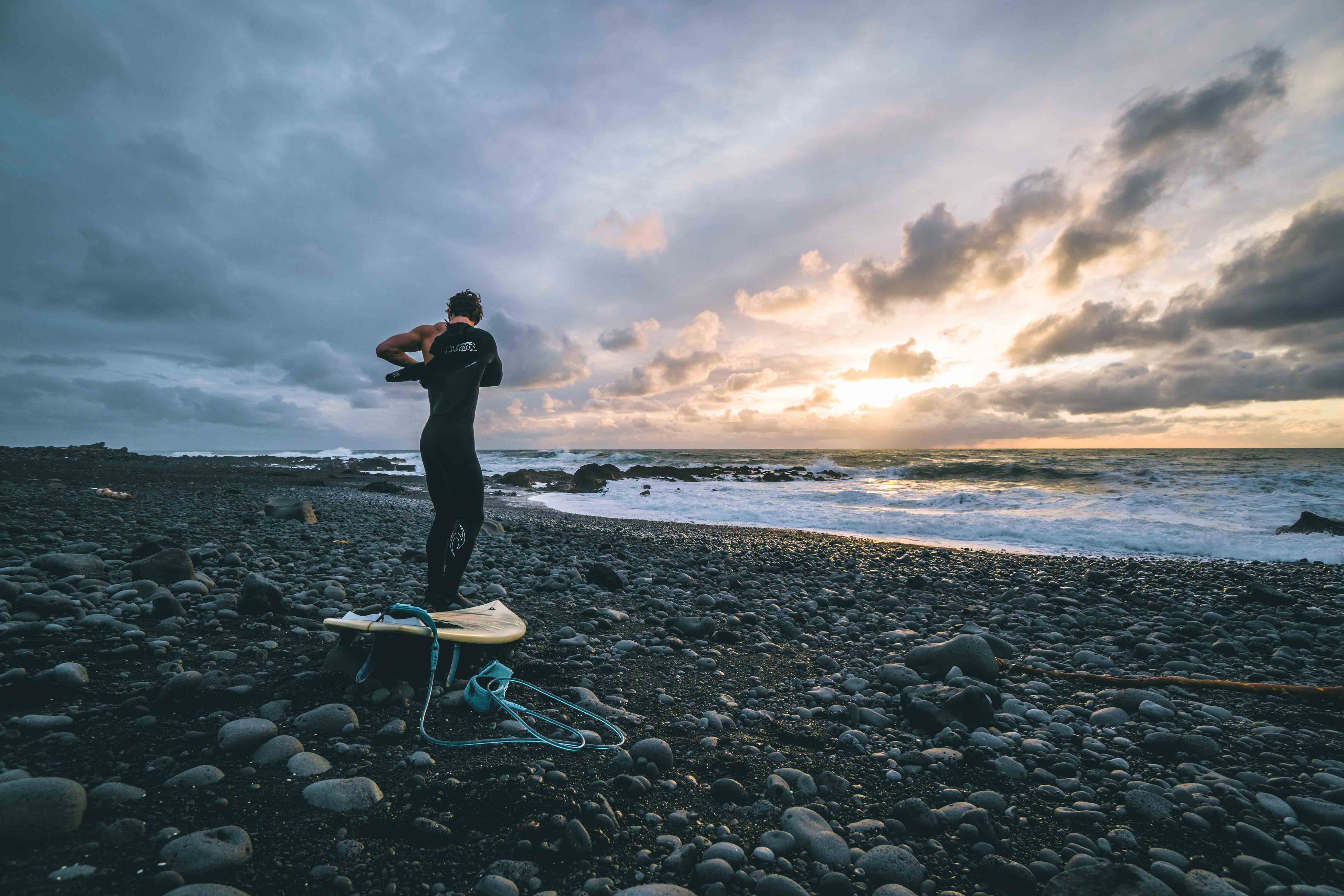 Island Surftrip Reisen Urlaub Wellenreiten23