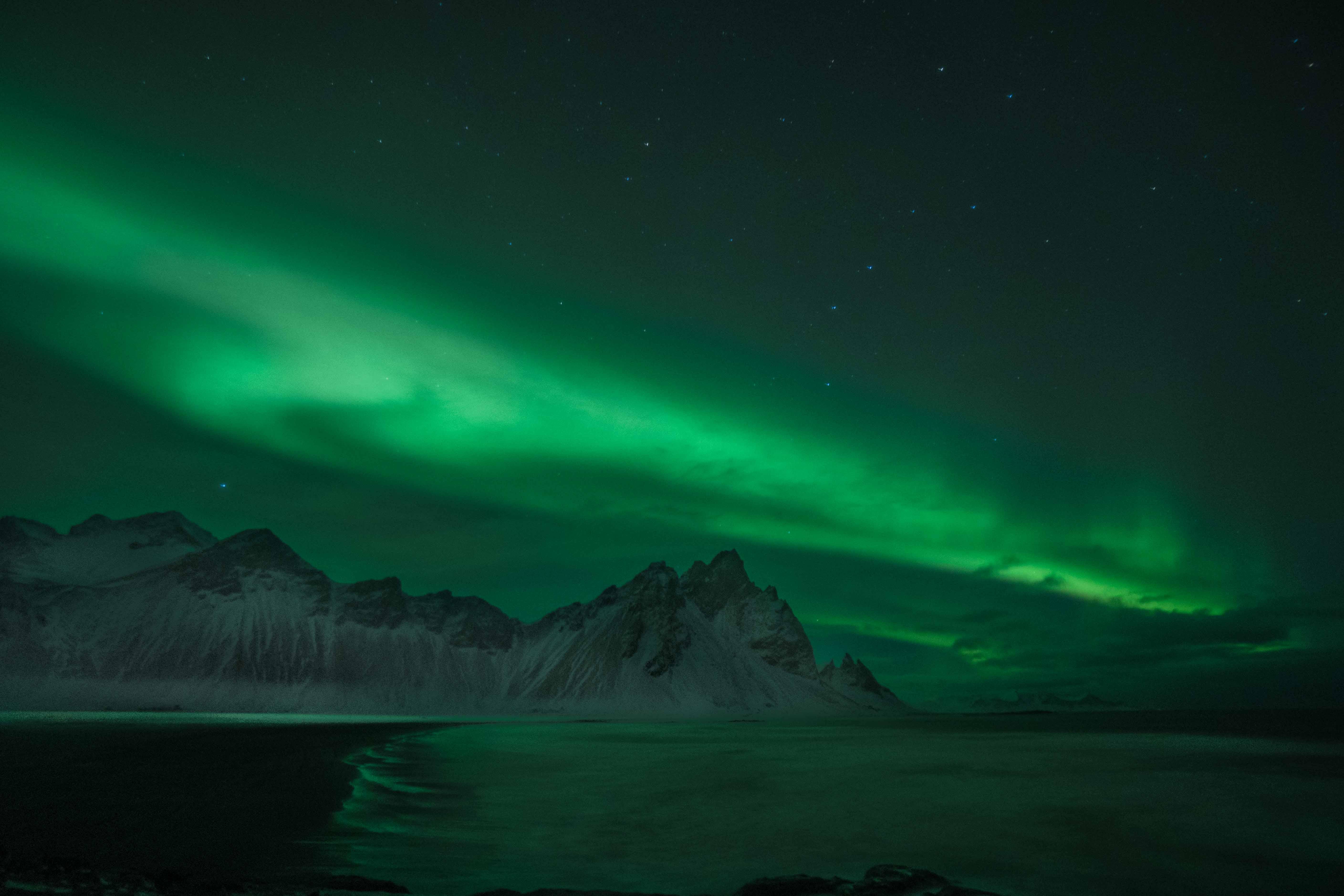 Island Iceland Travel Reisen Weihnachten