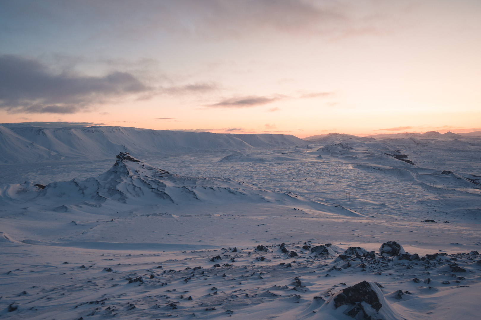Wie sich ein Winter auf Island mit wenigen Sonnenstunden anfühlt