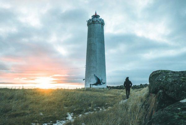 Reykjavik_Grotta_Landschaft_Leuchtturm